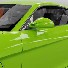 (34,99 EUR/m²) Avery Dennison® Wrap Autofolie Gloss Lime Green-O 50cm x 152cm