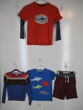 New listing Mini Boden Boys Lot of 4 (3) Tops & 1 Knit Shorts 6-8 yr