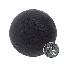 [MISSHA] Natural Soft Jelly Cleansing Puff Konjac (Bamboo Charcoal)