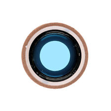 iPhone 8 Camera Lens with Bezel – Gold / Repair Part / Canadian Shipped
