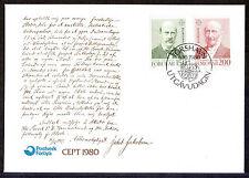 Handstamped Historical Figures European Stamps