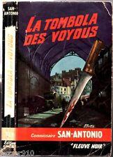 SAN-ANTONIO n°129 ¤ LA TOMBOLA DES VOYOUS ¤ 1965 B2
