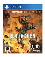 Red Faction Guerilla Re-Mars-Tered Edition PlayStation 4 PS4
