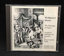 Mozart Opera: The Marriage of Figaro for Winds Ensemble