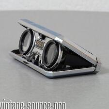 altes Fernglas Sport Glass Taschen Opernglas aufklappbar 2.5 x 25 mm 60er Jahre
