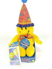 RARE DANDEE Tickle Tickle Wiggle Wiggle HAPPY BIRTHDAY Singing Toy