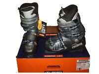 Tecnica Attiva modo 6 comfortFit Ski Boots Women's size 9 antracite 26 mondo NEW