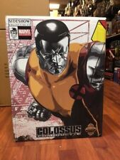 Sideshow Collectibles Marvel Statues Colossus BOX ONLY JC