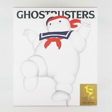Ghostbusters Karate STAY PUFT Marshmallow Man Figure GLITTER VARIANT Loot Crate