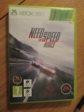 Need for speed rivals ~~ Jeu XBOX 360 sans notice