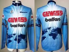 MAGLIA GEWISS BALLAN BATIK DEL MONTE BIEMME 1993 VINTAGE SHIRT CYCLO CICLISMO