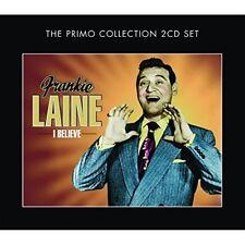 FRANKIE LAINE - I BELIEVE 2 CD (2011) NEU