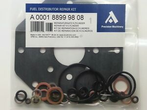0438100070 Bentley Corniche 6.8 Coupe T2 Repair Kit for Bosch Fuel Distributor