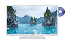 Telefunken XF32E519D-W 32 Zoll Full HD SmartTV Triple-Tuner DVD-Player Bluetooth