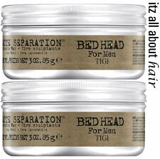 Tigi Bed Head B For Men Matte Separation Workable Wax 6 x 85g (Six Pack Deal)