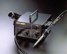 Hakko 851 2 Desoldering And Rework Stations Watts 85 Watts Temperature Range