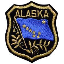 Neuf New Jersey USA Etat Bouclier drapeau brodé Iron-on patch crest badge..