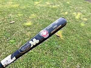 "Louisville Slugger U46 M9 maple Fungo Infield/Outfield 34"" Wood Baseball Bat"
