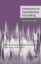 An Introduction to Psychodynamic Counselling (Basic Texts in-ExLibrary