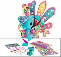 AmiGami Peacock & Star Punch Craft Toy  - CGK43 - New Creative Play