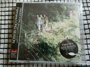 Fishmans – Long Season Label: Polydor – POCH-1602 JAPAN CD  Album new sealed