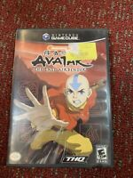 Avatar: The Last Airbender (Nintendo GameCube 2006) Tested! Working!