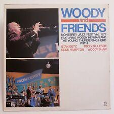 Woody Herman – And Friends (Concord Jazz – CJ-170) Vinyl LP 1981 Big Band