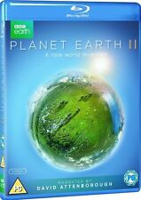 PLANET EARTH II Complete Season BBC Series 2  David Attenborough NEW BLU-RAY
