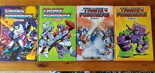 4 x Transformers Annuals 1987, 1989, 1990, 1991