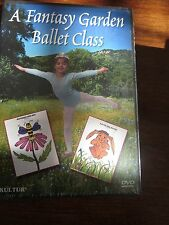 A Fantasy Garden Ballet Class Beginner Children Easy Fitness Songs Kids