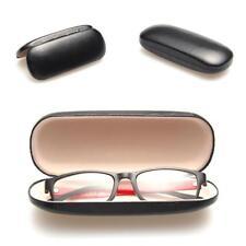 Protable Sunglasses Hard Eye Glasses Hard Case Eyeweartector Box Pouch Black#