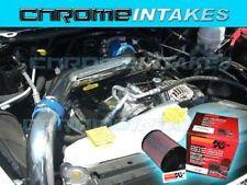 NEW 04 05 06 07 08 09 DODGE DURANGO 5.7 5.7L V8 HEMI COLD AIR INTAKE KIT + K&N F