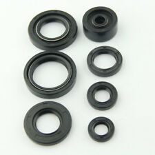 Engine oil seal set for Yamaha DT200R 1988-1991/1995-1996 DT200WR 1991-1994