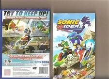 Sonic Riders Playstation 2 PS2 futuristisch Racing PS 2