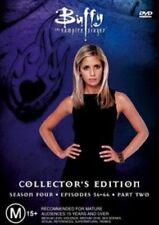Buffy The Vampire Slayer : Season 4 : Part 1 DVD Region 4 (VG Condition)