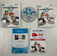 Mario Kart Wii (Nintendo Wii, 2008) Complete - Tested & Working