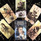 Hush Tarot Cards Beginner Tarot Cards Deck and Book Set w/ Guidebook Board Game
