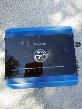 4-Kanal End-Verstärker 4x200W Kfz, Auto, Boot: BOA-RL40 High Current Amplifier
