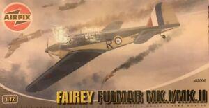 Airfix Fairey Fulmar- Mk I or II-Mint