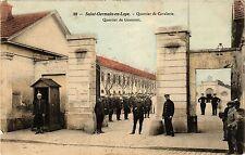 CPA   Saint-Germain-en-Laye -Quartier de Cavalerie - Quartier de Gramont(358912)
