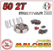 YAMAHA AEROX 50 2T LC euro 0-1 VARIATEUR MULTIVAR 2000 MALOSSI 517075