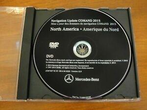Mercedes-Benz R-Class 2006 2007 2008 North America v12 Navigation DVD Maps NTG2