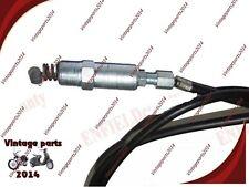 """NEW AJS ARIEL TRIUMPH BSA WM20 M21 B31 B33 39"""" MAGNETO ADVANCE RETARD CABLE"""