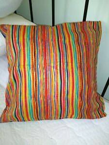 Cotton Scatter Multicoloured Cushion Cover
