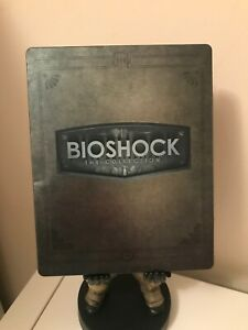 BioShock The Collection STEELBOOK ONLY RARE