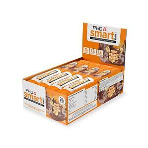 PhD Smart Bar-Low sugar High Protein Bar (Choose flavour)