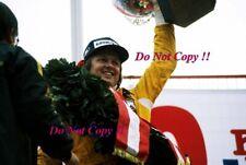 Ronnie Peterson JPS Lotus 79 Winner Austrian Grand Prix 1978 Photograph 4