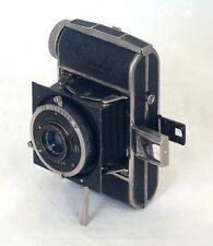 Welta Gucki VINTAGE 3x4 Film Camera Rodenstock 50mm f/4.5 Lens F.Deckel Germany