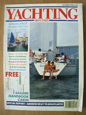YACHTING MONTHLY MAGAZINE OCTOBER 1990 No 1010