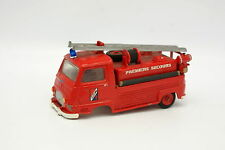 Dinky Toys Code 3 1/43 - Renault Estafette Pick Up Pompiers du Gard Echelle